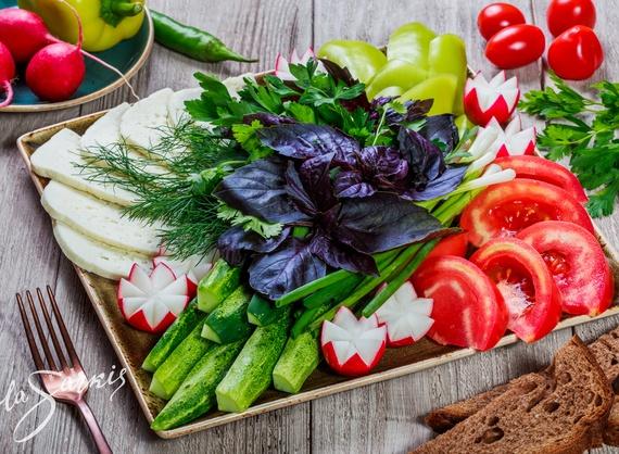 Assorted vegetables Doina
