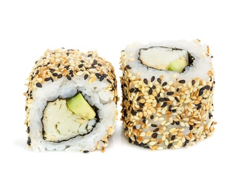 California sesam roll