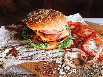 Burger №1