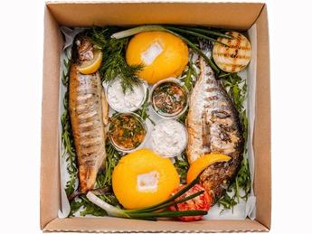 Рыбный smart Box