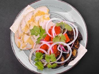 Kazbek salad