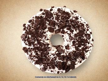 Пончик Орео
