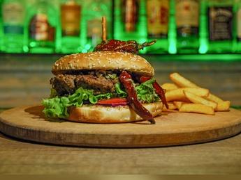 #hot#pepper#burger#говяжий