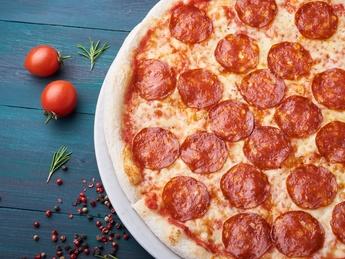 Pizza Diablo