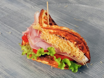 Sandwich with jambon