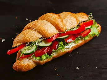 Croissant Green