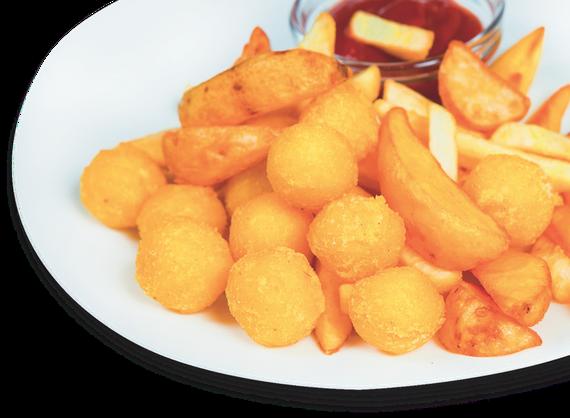 Potato Trio