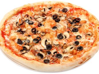 Pizza large Fruti de mare