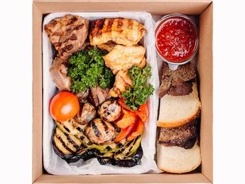 Dinner Egoist Box