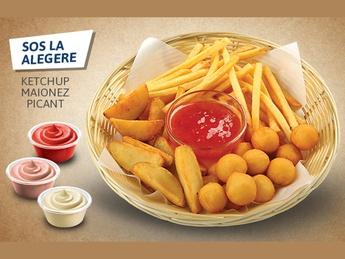 Ассорти картофеля