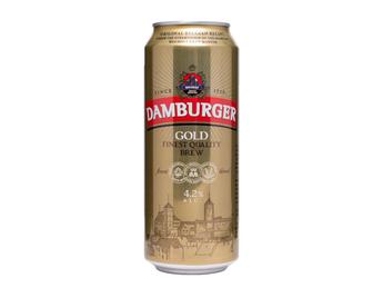 Damburger Gold 0,5l
