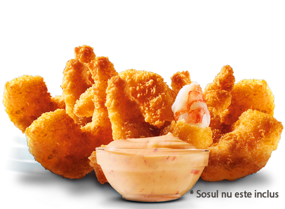 Shrimps 8 pcs.