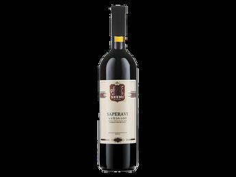 Shumi wine saperavi