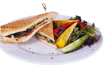 Сэндвичь с моцареллой