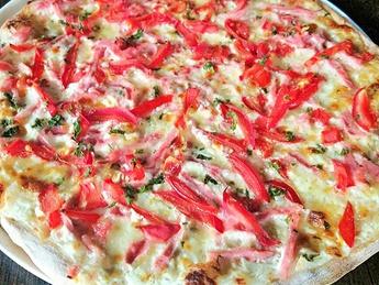 Pizza Super delizioso