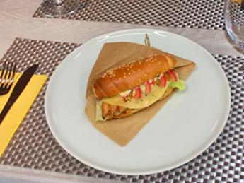 Sandwich de pui