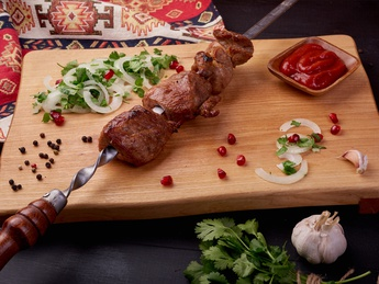Swine shawl (сырой вес)