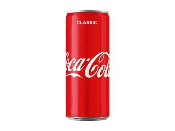 Coca Cola 0,25 л.
