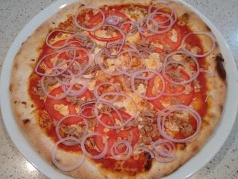 Pizza Di Tono (30 cm)