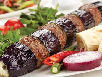 Patlıcanlı Kеbap / Kebab with eggplant