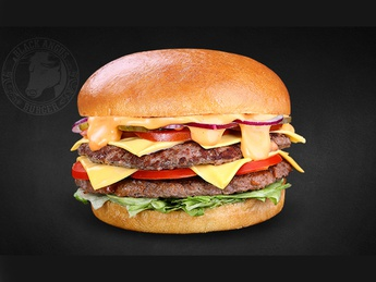 Double cheesburger