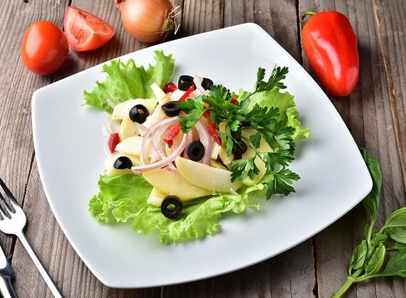 Salată Potatto