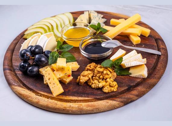 Cheese plateau