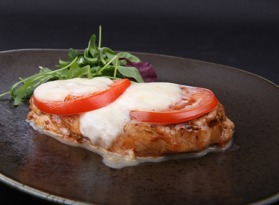 Chicken breast (slow cooking)