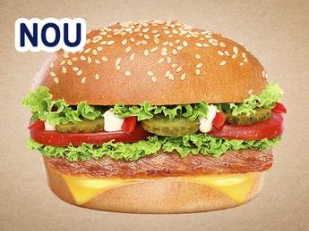 Chicken Caesar Burger