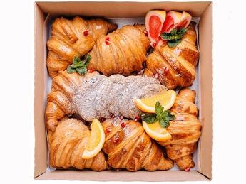 Home croissants smart Box