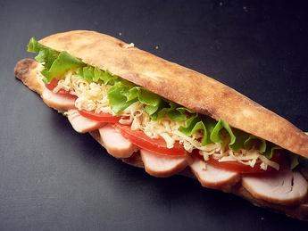 Yammi sandwich curcan