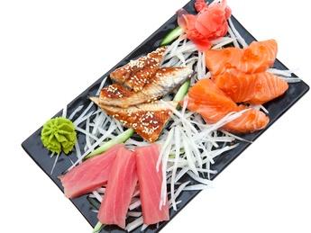 Sashimi țipar