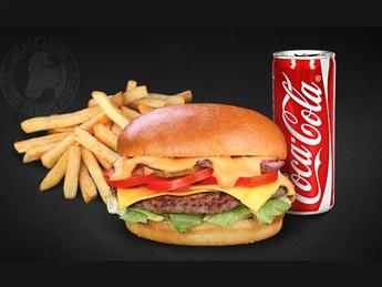 Menu cheesburger