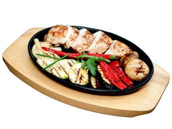 Chicken grilled fillet
