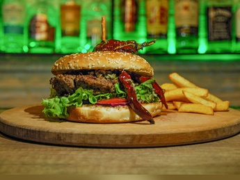 #hot#pepper#burger#свиной