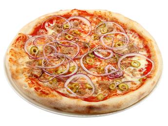 Pizza medium Tuna