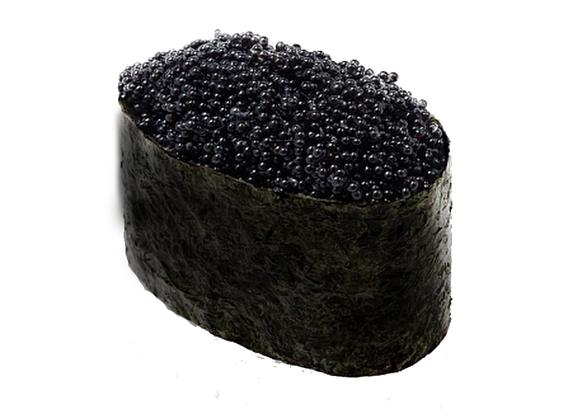 Gunkan Masago Black