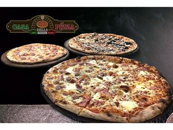 Большая пицца со вкусами на выбор за 205 лей