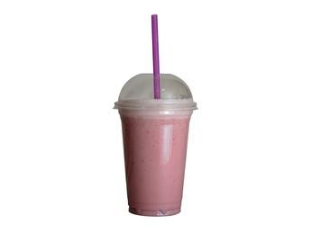 Milkshake cu căpșune