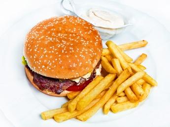 Burger Sherlock Holmes