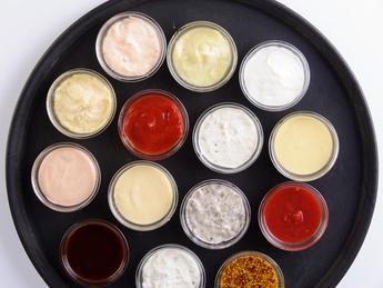 Creamy-mustard sauce