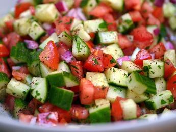 Çoban salatası / Summer salad