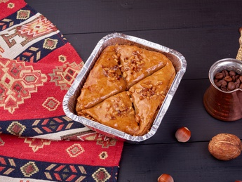 Baklava the Armenian