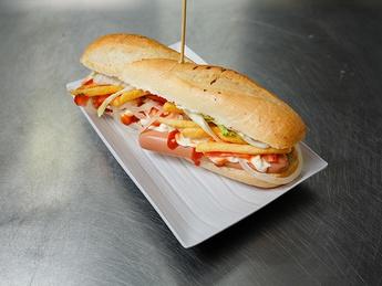 Hot dog maxi