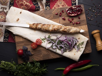 Lula kebab mutton (raw weight)