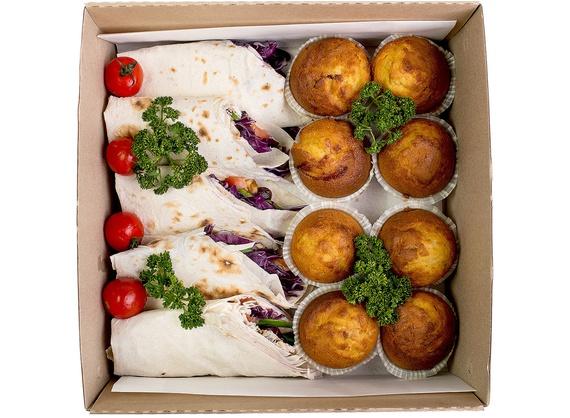 Вегетарианский Box