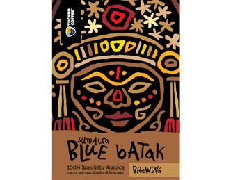 Sumatra blue batak