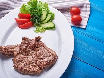 Costiță de porc la grătar