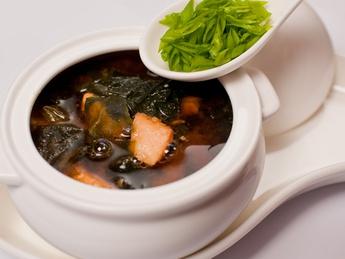 Kimci soup