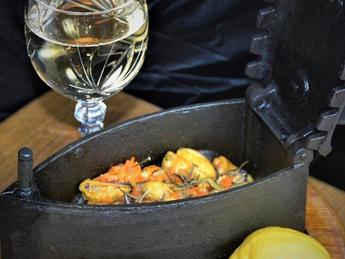 Mussel in Italian